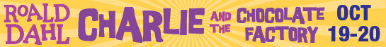 Charlie and the Chocolate Factory Banner